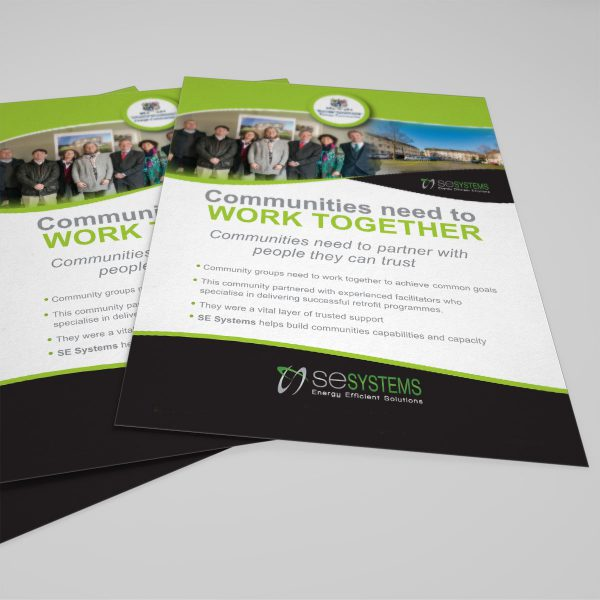 Full Colour Printed Flyers