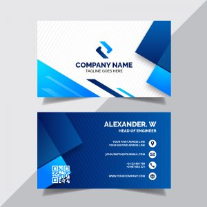 Design business cards online