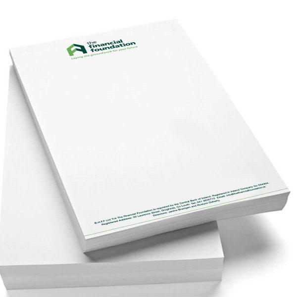Printed Office Letterheads