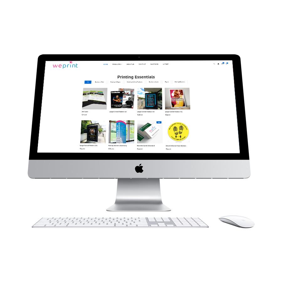 Order printing online